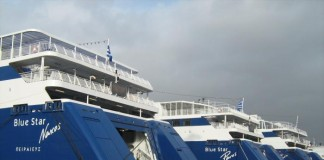 BLUE STAR FERRIES,